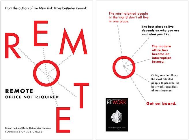 Couverture du livre REMOTE
