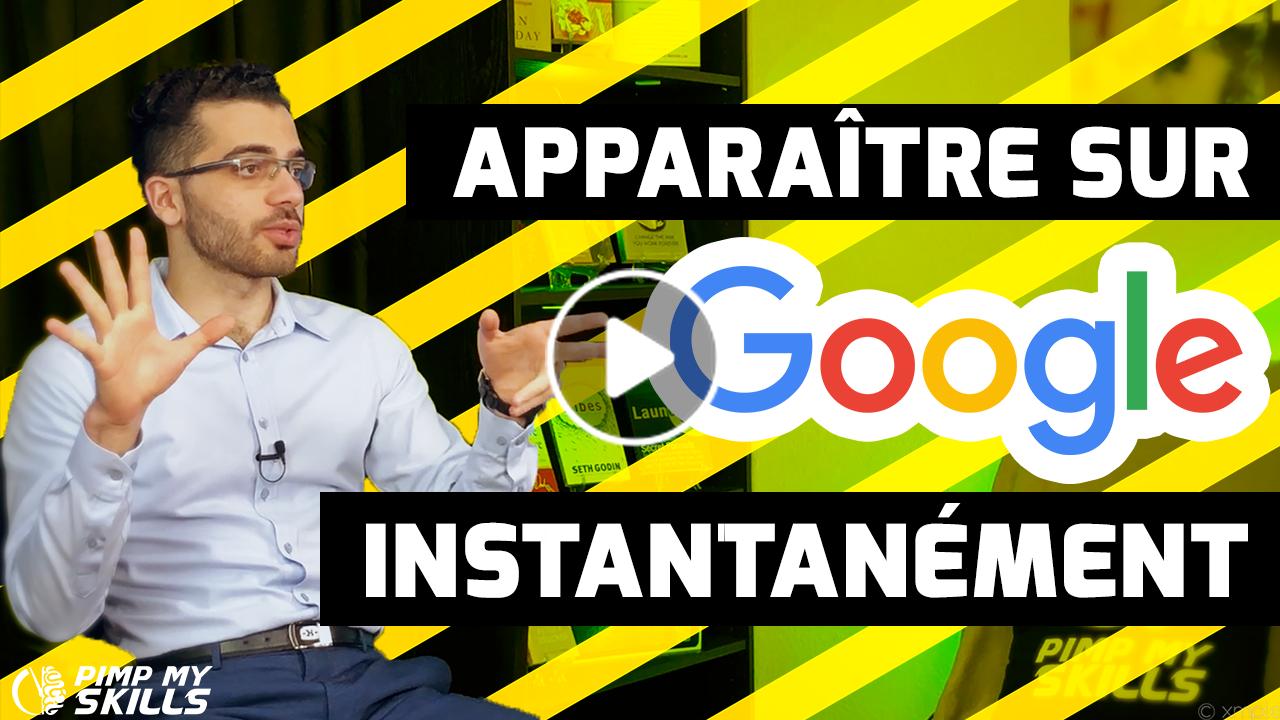 8 Secrets Pour Apparaître Sur Google Instantanément