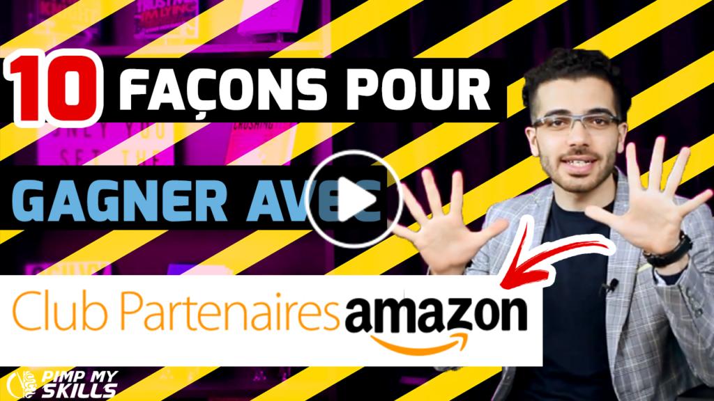 10 astuces pour gagner de l'argent avec l'affiliation grâce à Amazon
