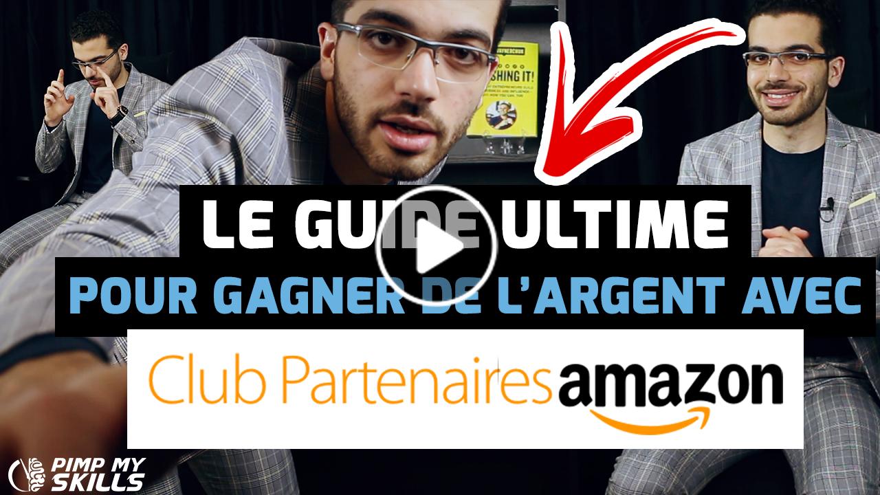 Gagner De l'Argent Avec l'Affiliation Amazon – Le Guide Ultime
