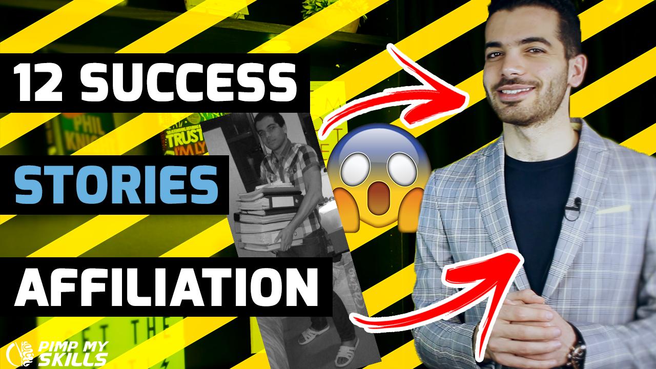 12 Success Stories Affiliation