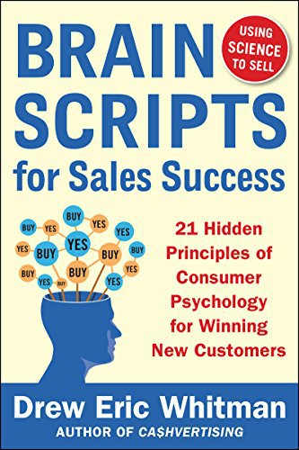 Brain scripts for sales success
