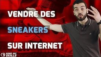 GAGNER de l'ARGENT sur INTERNET en vendant des SNEAKERS en AFFILIATION