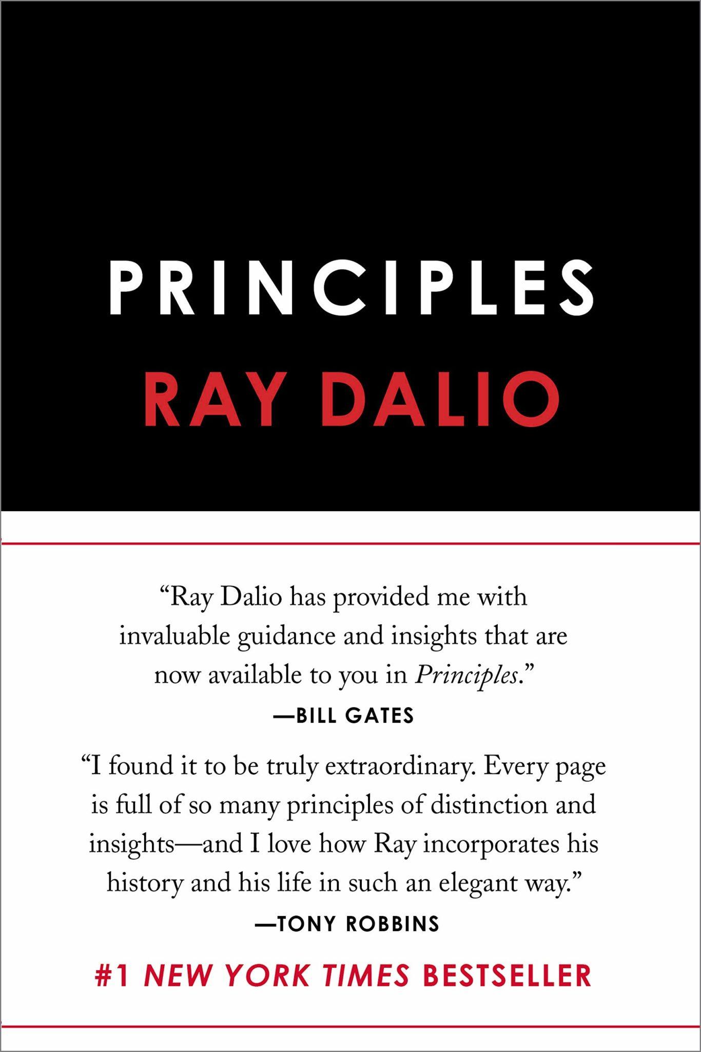 Principles Ray Dalio