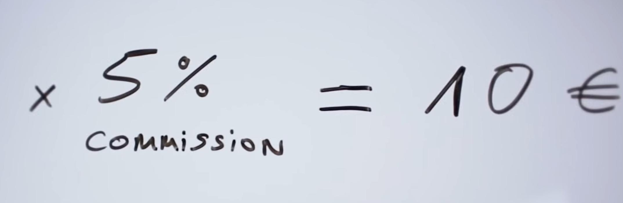 affiliation 5 commissions
