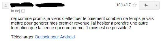 Mail Julien 1