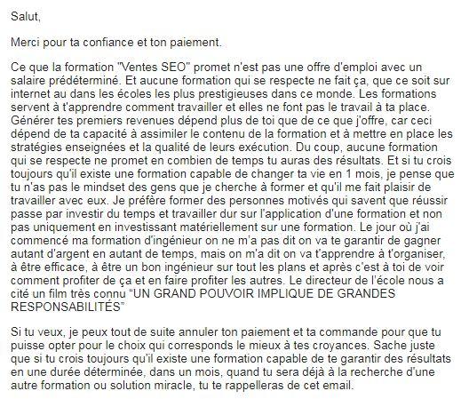 Mail Julien 2