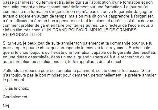 Mail Julien 3