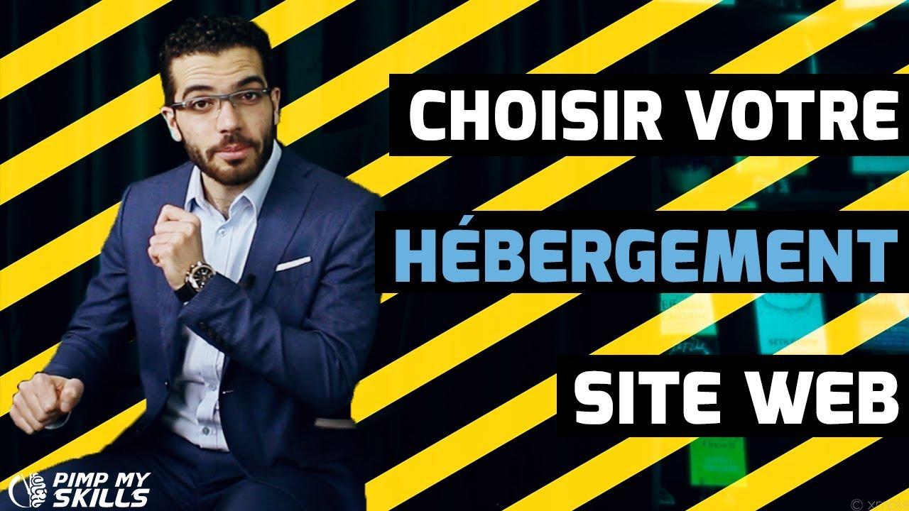 Comment choisir votre HÉBERGEMENT WEB